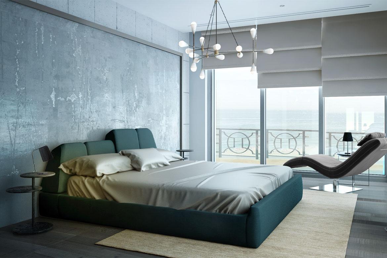 luxury bedroom contract furniture pianca