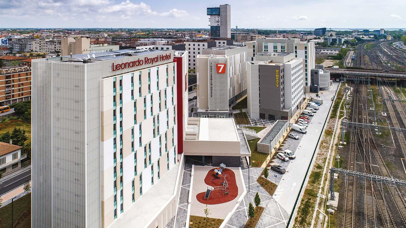 Hotel ca marcello mestre pianca worldcontract