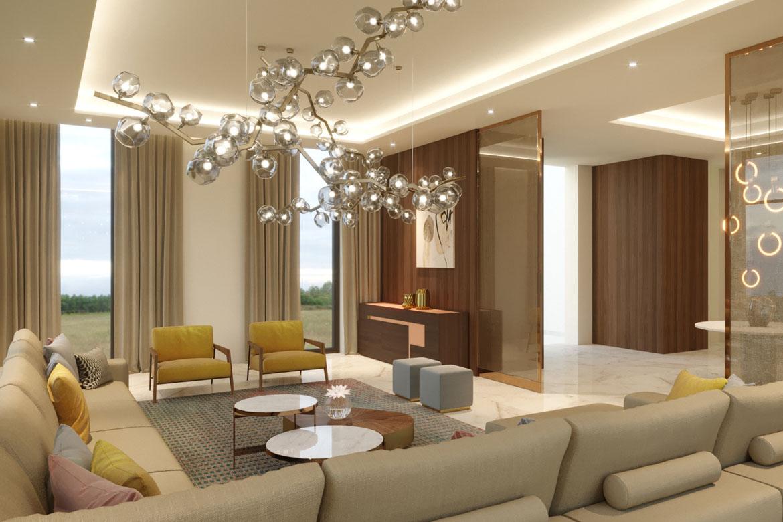 private villa luxury furniture pianca