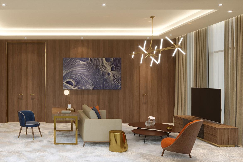 luxury bedroom private villa pianca