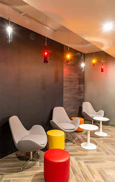 waiting room contract furniture pianca