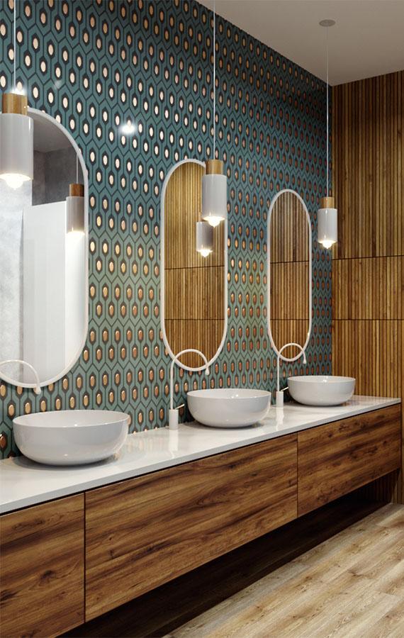hotel resort iberostar modern italian bathroom furniture by pianca