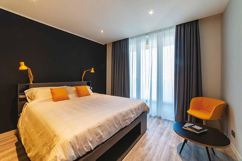 bedroom rent aparment contract furniture pianca