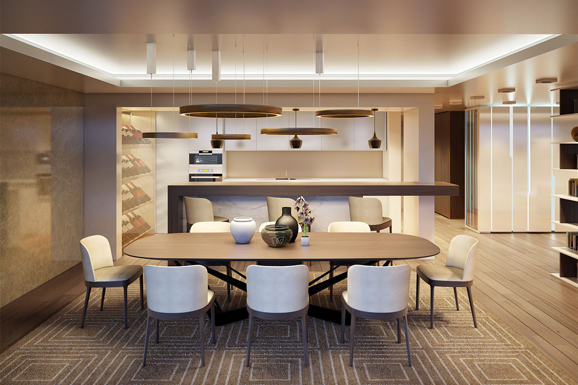 contract home furniture solution